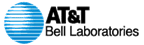 AT&T Bell Labs logo, 1984-1995