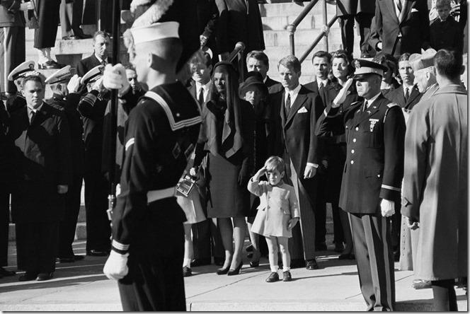 JFK Jr. Salute