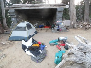 Summerland Camp Group Shelter