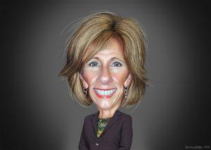 Trumpotomy Secretary, Betsy DeVos