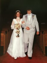 Carol and Andy -- May 15, 1982