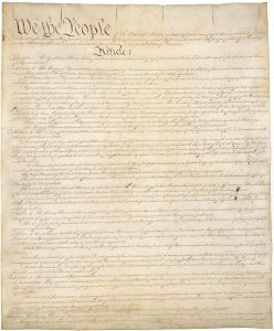 Religious Freedom is enshrined in the US Constitution